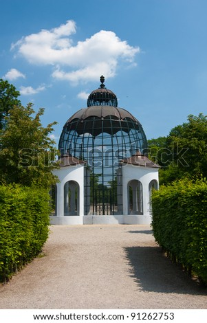 Th Columbary, schonbrunn, Vienna.
