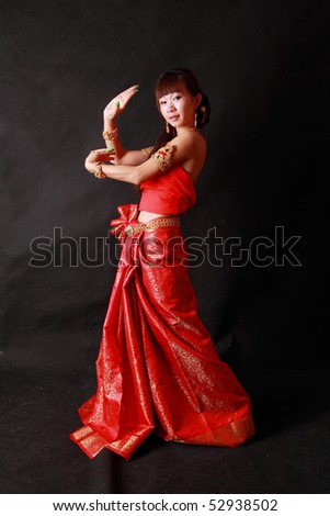 Thai classical dance.
