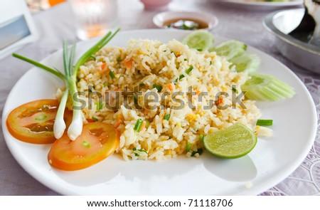 Thai cuisine - stock photo