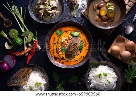 Thai Curry & Soup