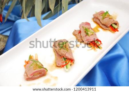 THAI FOOD And THAI DESSERTS #1200413911