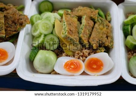 Thai food Thai market #1319179952