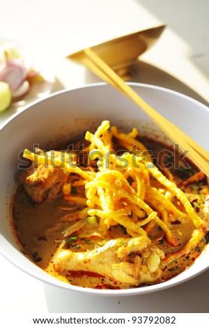 thai lanna noodle