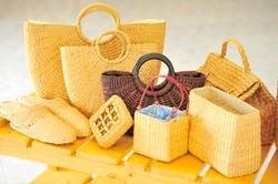 Thai local handicrafts of Thai peoples