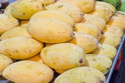 Thai mango/fresh fruit/ fruit