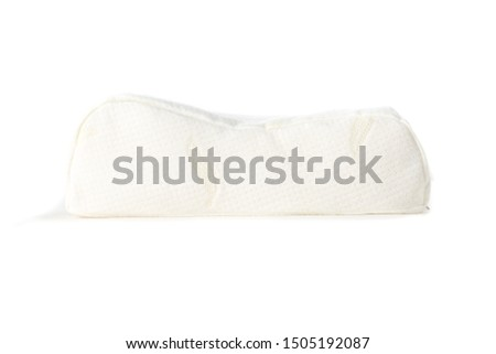 Thai pure natural latex neck pillow pillow