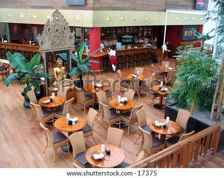 Thai Restaurant in Munich Airport #17375