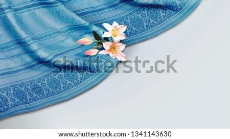 Thai Silk Pattern and Design #1341143630
