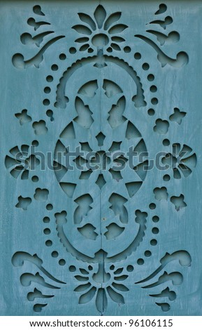 Style Handcraft Pattern Design Decorate Wall Floor House Gringo