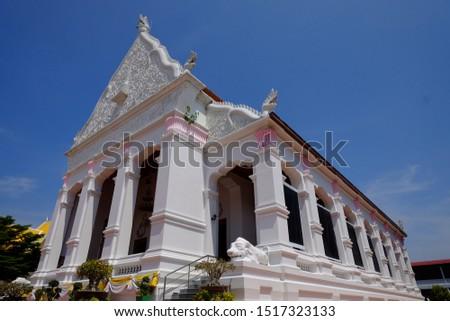 thai temple thai art thai culture  #1517323133