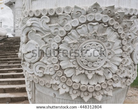 Royalty free architectonoc detail florence italy for White cement art
