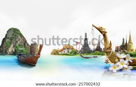 Thailand, concept