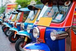 thailand native taxi call