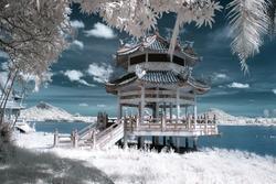 Thailand, taken in Near Infrared
