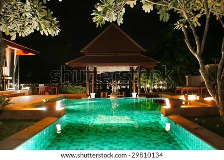 thailand villa pool