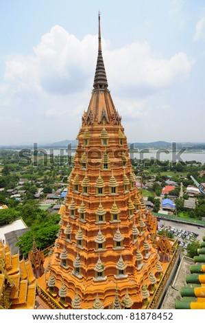Tham Sua Temple, Kanchanaburi, Thailand