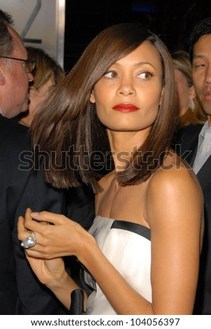 "Thandie Newton at the premiere of '2012,"" Regent Cinemas L.A. Live, Los Angeles, CA.  11-3-09"