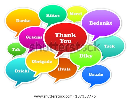 Thank You Around The World