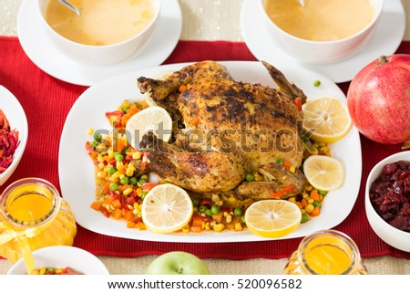 Thanksgiving Holiday Dinner