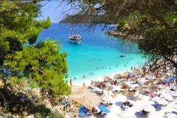 Thassos, Greek island Greece