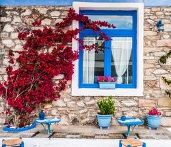 Thassos island.Greece.