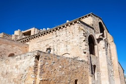 The Abbey of Saint Victor is a roman monastic foundation in Marseille city in France