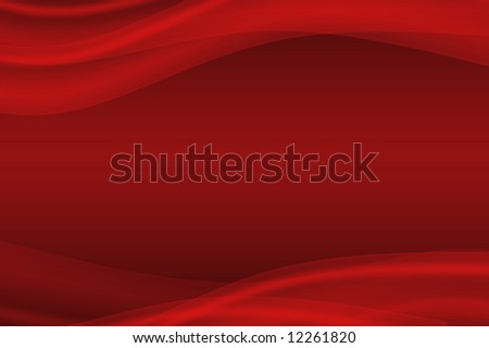 the abstract red background