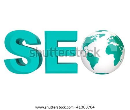 The acronym SEO, standing for Search Engine Optimization