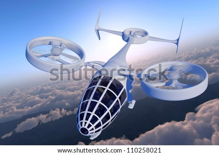 The aircraft of the future