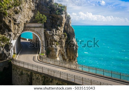 The Amalfi Drive