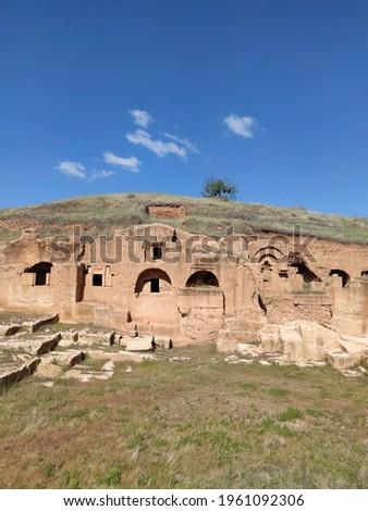 The Ancient City of Dara Stock fotó ©