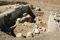 The ancient city of Satala, located in the northeast of Anatolia, where excavations continue, dates back to the Iron Age.