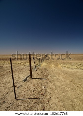 The australian dog fence, longer than the Great Wall of China