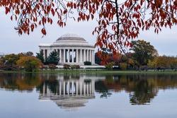 The Autumn in Washington DC
