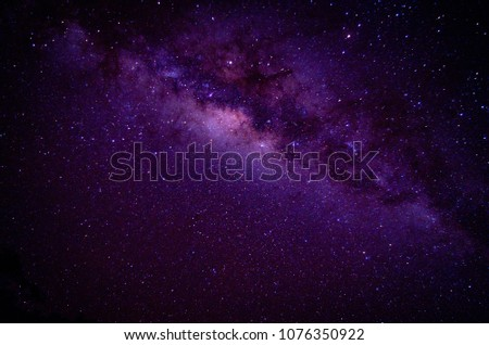 the awesome milky-way