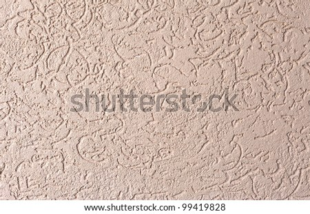 The Background from high detailed fragment stone wall