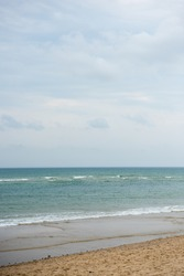 The beach of the Cape Cod National Seashore