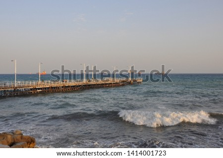 The beautiful Old Port Limassol in Cyprus  #1414001723
