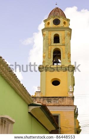 the bell tower. unescos world...