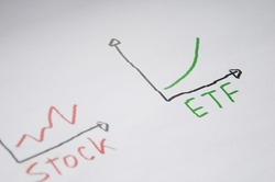 The benefits of investing in ETFs over stocks. A reliable choice for a successful future. Stock Market Investments