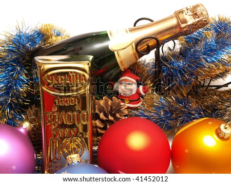 The best gift by new year this gold