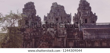 The best Views in Siem Reap  and background images  , wallpapers with skyline , Siem Reap, a resort town in northwestern Cambodia, is the gateway to the ruins of Angkor,