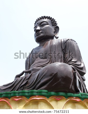 the big Buddhist statue in taiwan