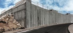 The big wall