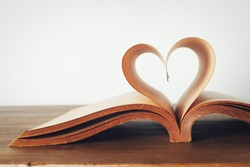 The book of love, vintage