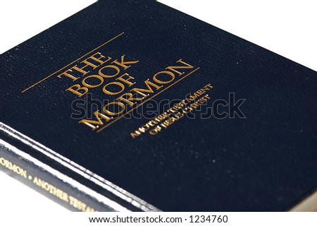 The Book of Mormon (another testament of Jesus Christ)