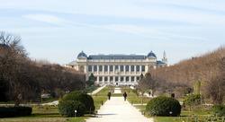 The Botanic garden in Paris (NAtural historic museum)