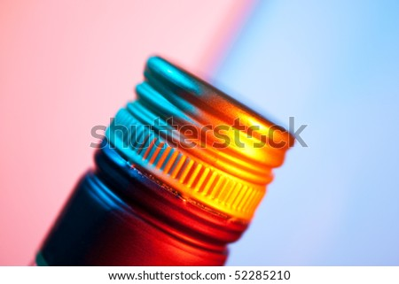 The bottle neck in the color light