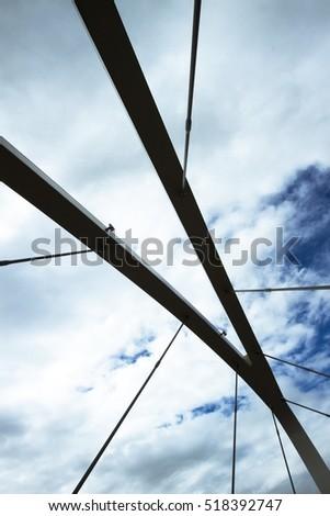 The bridge in Helsinki #518392747
