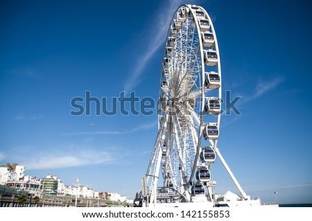 The Brighton Wheel, UK